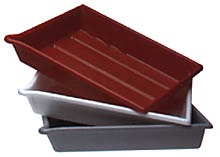 PATERSON SET OF THREE 10X12 TRAYS(new)