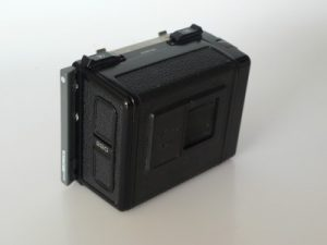 BRONICA ETRS 220 BACK***