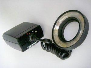 OLYMPUS 10 AUTO TTL RINGFLASH+ CONTROLLER***