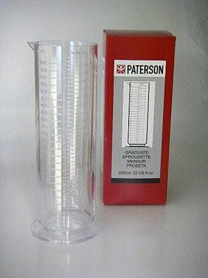 Paterson 600 Graduate measure