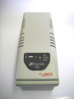 BEST PATRIOT SMT420 STANDBY POWER UNIT***