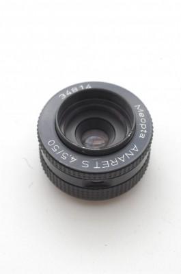 MEOPTA ANARET S 50mm f4.5 LENS***