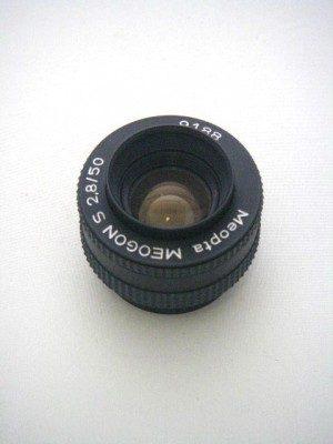 MEOPTA MEOGON S 50mm f2.8 LENS***