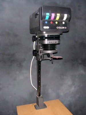 MEOPTA AXOMAT 5 COLOUR 35mm ENLARGER***