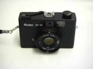 ROLLEI XF 35 CAMERA***