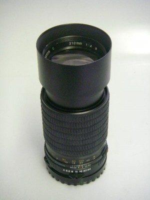 MAMIYA 645 210mm f4 N LENS**