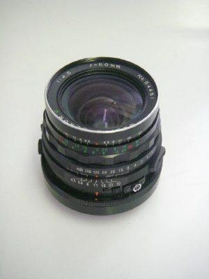 MAMIYA RB 50mm f4.5 C LENS***