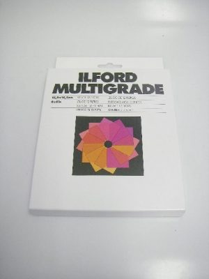 ILFORD MULTIGRADE FILTER SET 15.2X15.2cm