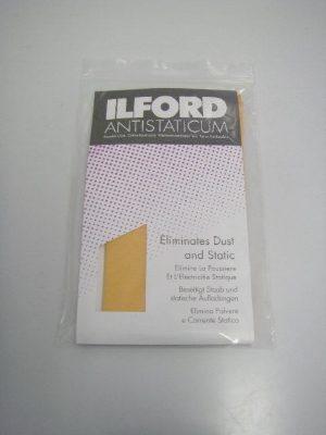 ILFORD ANTISTATIC CLOTH- ORANGE