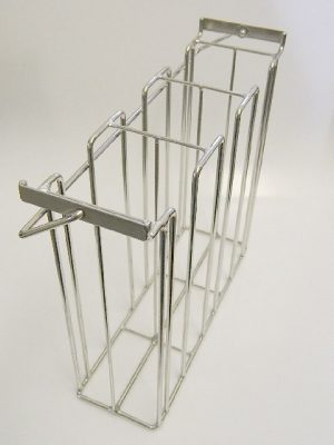 HEWES STANLESS STEEL ROLL FILM CAGE HOLDER***