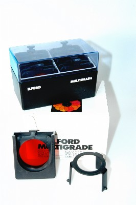 ILFORD BELOW LENS MULTIGRADEFILTER SET***