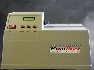 PHOTO THERM AFP-1 SIDEKICK(SK4) FILM PROCESSOR***