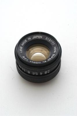 HOYA SUPER EL 50mm f2.8 LENS**
