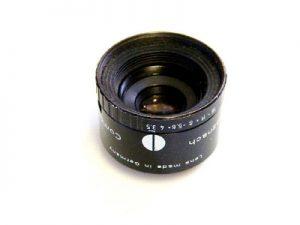 SCHNEIDER COMPARON 50mm f3.5 LENS**