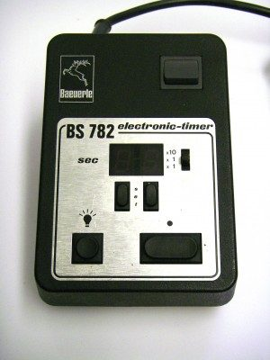 BAEUERIE BS 782 ENLARGER TIMER***