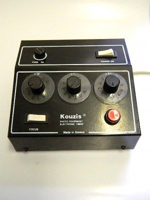 KOUZIS ENLARGER TIMER***