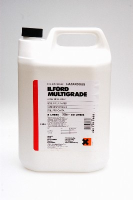 ILFORD 5LT MULTIGRADE DEVELOPER