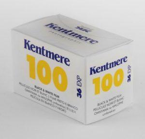 KENTMERE 100 135/36 FILM x10