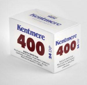 KENTMERE 400 135/36 FILM x10