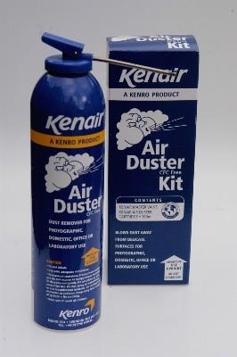 KENRO AEROSOL AIR MASTER KIT 360ml