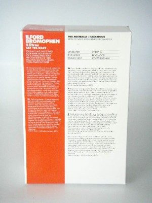 ILFORD BROMOPHEN 5LT  POWDER PAPER DEVELOPER