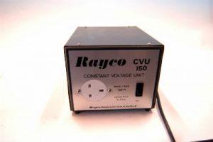 RAYCO CVU100 CONSTANT VOLTAGE TRANSFORMER***