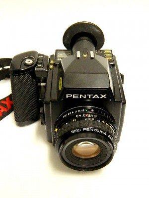 PENTAX 645 CAMERA***