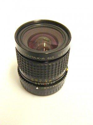 PENTAX 645 45mm f2.8mm LENS***