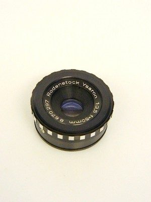RODENSTOCK YSARON 50mm f3.5 LENS***