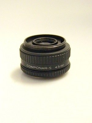 SCHNEIDER COMPONAR -S 80mm f4.5 LENS***