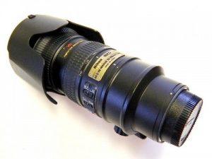 NIKON AF-S VR ED 70-200 f2.8G LENS***