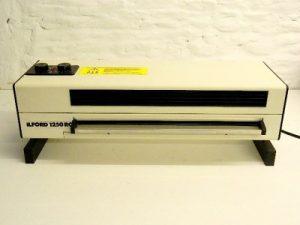 ILFORD 1250 RC PAPER DRYER-110v***