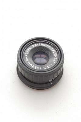 PATERSON 50mm f3.5 LENS***