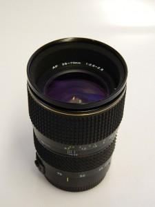 TOKINA AF ATX (Canon EF fit) 28-70 f2.6-2.8 LENS***