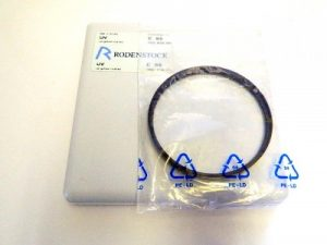 RODENSTOCK 95mm UV FILTER(unused)***