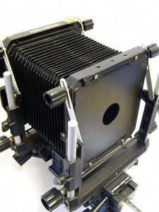 OMEGA-VIEW 5X4 MONORAIL CAMERA***