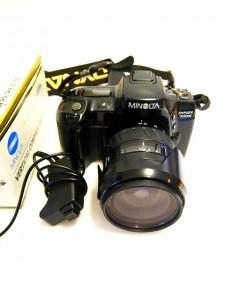 MINOLTA 700 Si + 28-105mm f3.4-4.5 LENS***