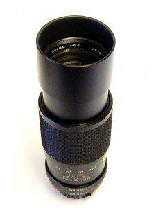 VIVITAR 300mm f5.6 LENS***