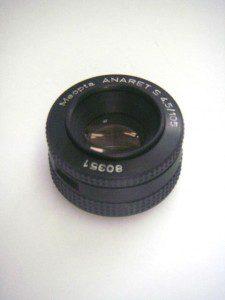 MEOPTA ANARET S 105mm f4.5 LENS***