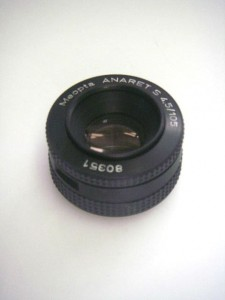 MEOPTA ANARET S 105mm f4.5 LENS***
