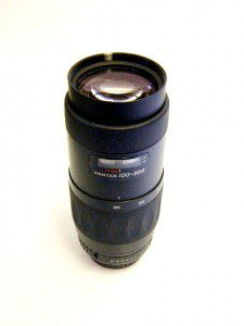 PENTAX 100-300mm f4.5-5.6 LENS***