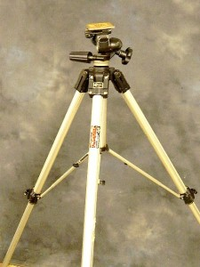 MULTIBLITZ MA101 STUDIO TRIPOD+MANFROTTO 160 HEAD**