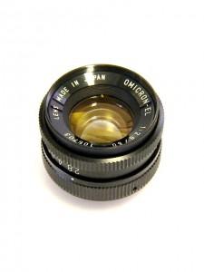 OMICRON-EL 50mm f2.8 LENS***