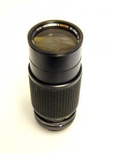 HOYA 80-205mm f3.8 LENS***