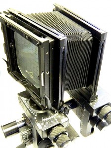 SINAR P2 MONORAIL CAMERA***