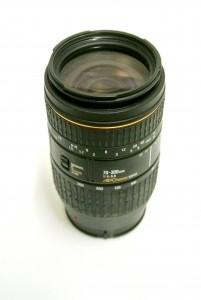 SIGMA 70-300mm f4-5.6 APO MACRO LENS***