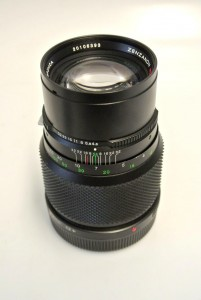 BRONICA ETRS 200mm f4.5 MC LENS***