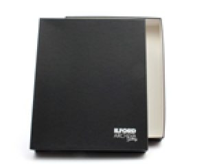 ILFORD ARCHIVA GALLERY BOX-BLACK-8X10