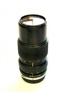 OLYMPUS 75-150mm f4 LENS***