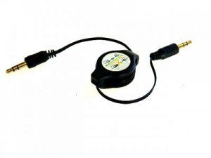 Connecting retractable cable Stopclock Pro – Zonemaster II